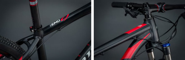 2015 Niner EMD 9 alloy entry level 29er hardtail mountain bike