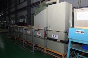 SRAM Taiwan Factory Tours Suspension Shifters Derialleurs Carbon production126