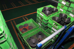 SRAM Taiwan Factory Tours Suspension Shifters Derialleurs Carbon production155