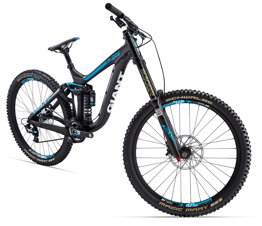 Giant Dh Bikes Get Advanced With The New Carbon Fiber