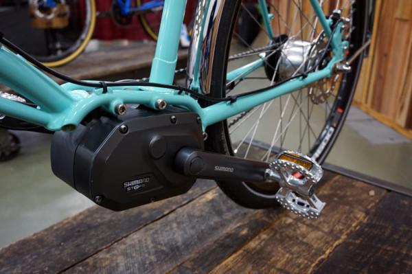2015 nahbs bilenky cycle works steps motor