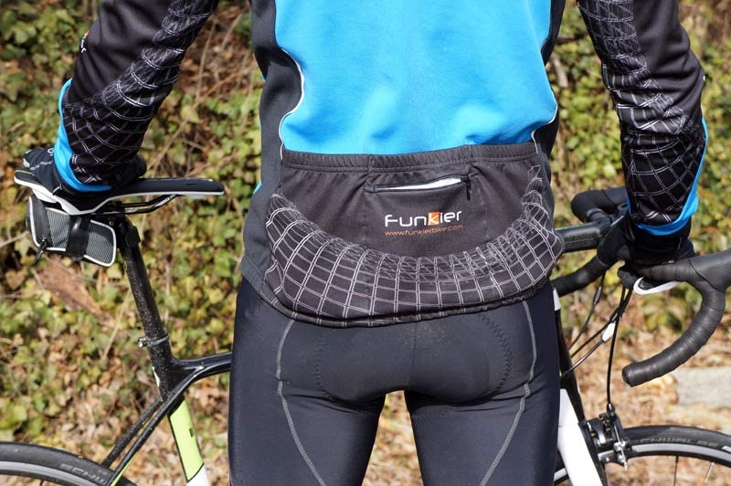 Funkier micro fleece winter cycling bib tight pants and long sleeve jersey  review f8ff87893