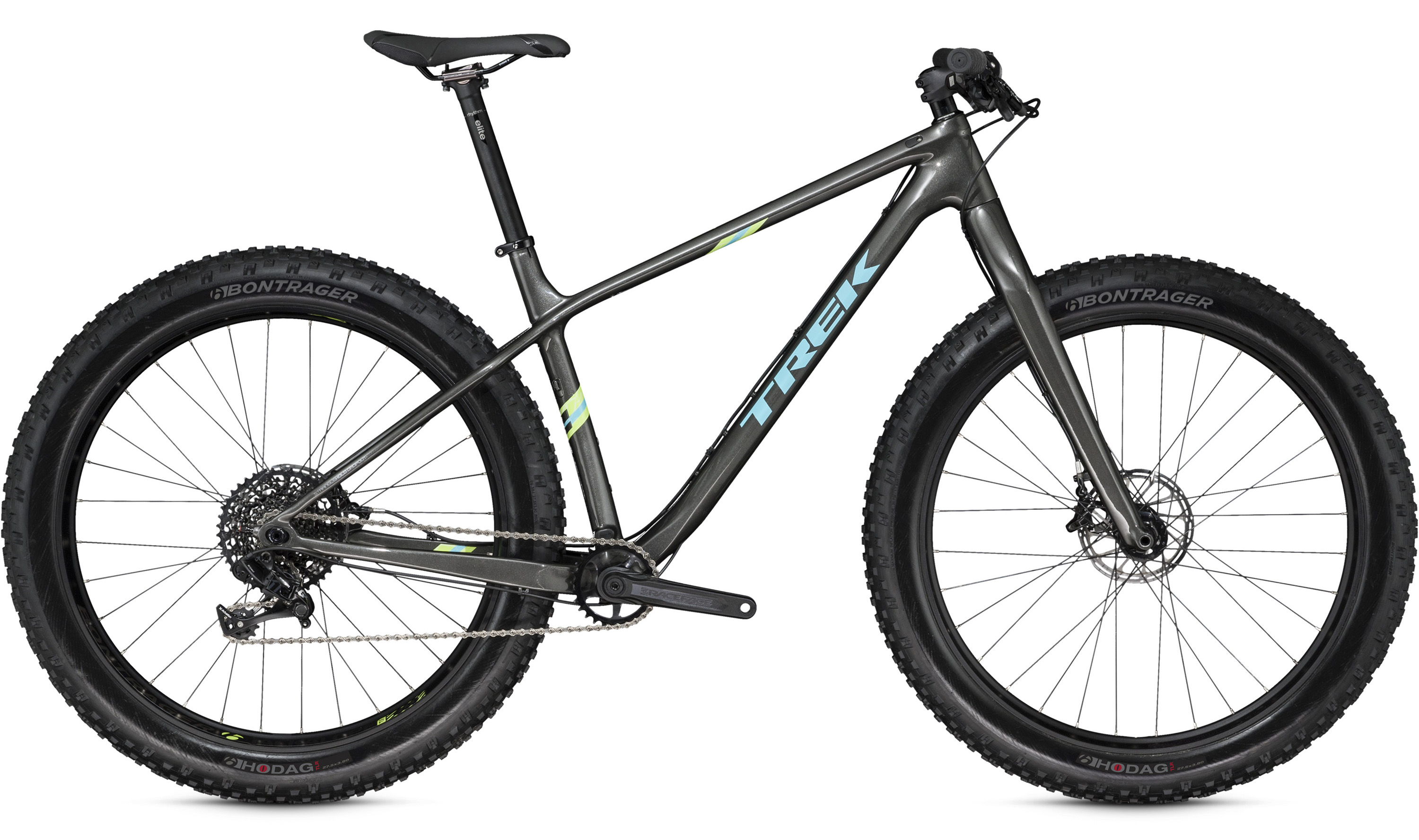 Trek Gorges on Fatter Tires with All New Mid Fat Stache