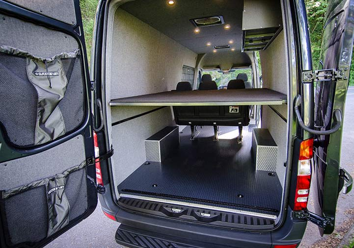 New 2015 Mercedes Sprinter Diesel 4x4 Is The Dream Vehicle