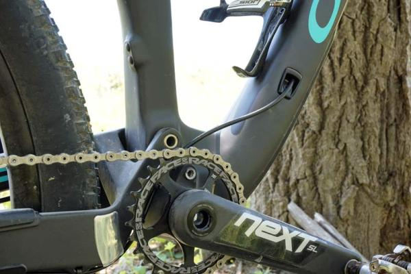2016 Orbea Occam TR 29er carbon trail mountain bike first look