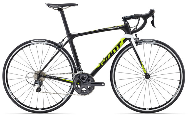 2016 Giant TCR Advanced racing road bikes hit the peloton