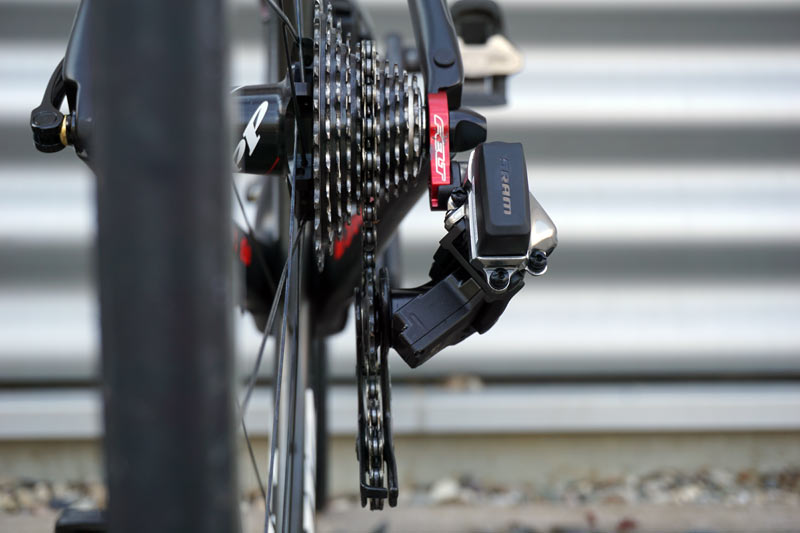 SRAM RED eTAP unveiled - F1 inspired wireless paddle shifting is ... 4659b667e