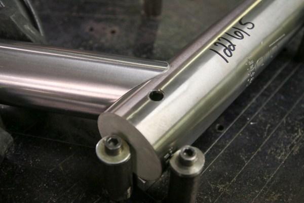 Litespeed titanium bicycle factory tour american bicycle group quintana roo_-101