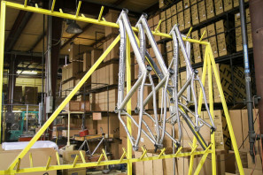 Litespeed titanium bicycle factory tour american bicycle group quintana roo_-58