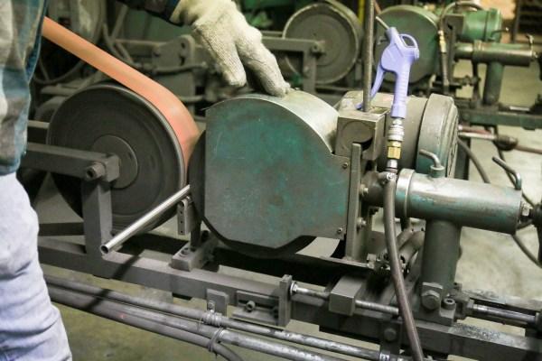 Litespeed titanium bicycle factory tour american bicycle group quintana roo_-86