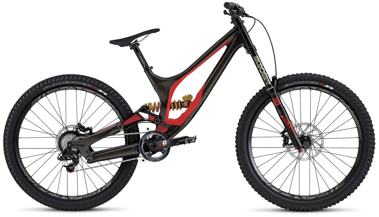 2016 Specialized Demo 8 Alloy DH mountain bike unveiled