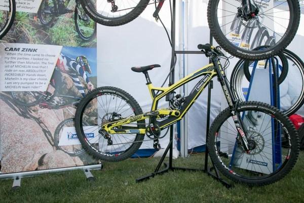 Michelin mtb tires cam zink prototypeIMG_3581