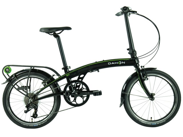 New folding styles for Dahon on tiny Curl & faster Qix D8 ...