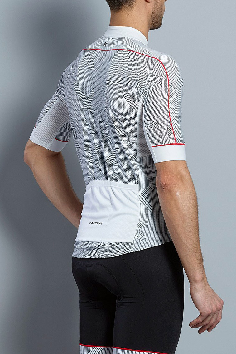 Katusha-Sports Beyond-superlight-jersey front Katusha -Sports Beyond-superlight-jersey back c32295ec2