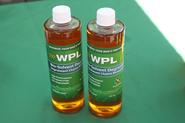 Whistler Performance Lubricants, bio-solvent degreaser