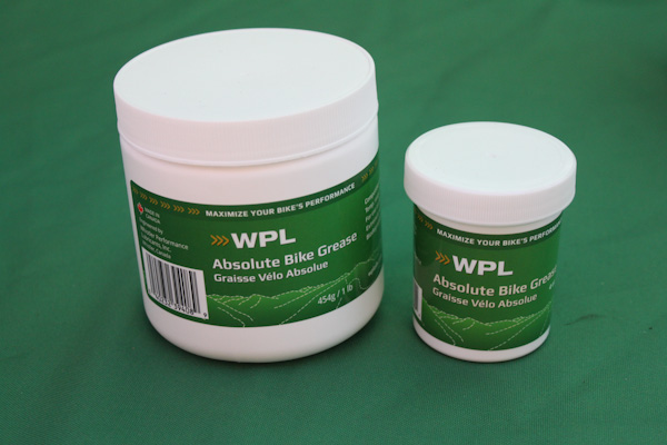 Whistler Performance Lubricants, absolute bike grease