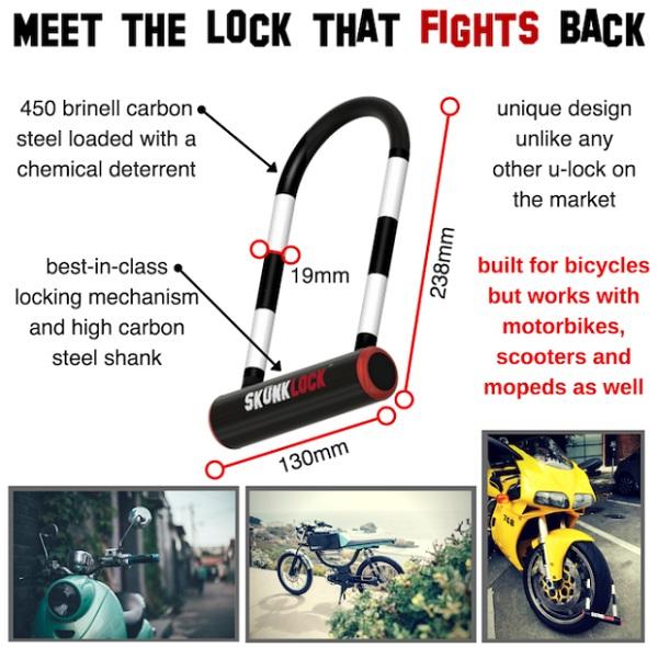 Skunk Lock specs image