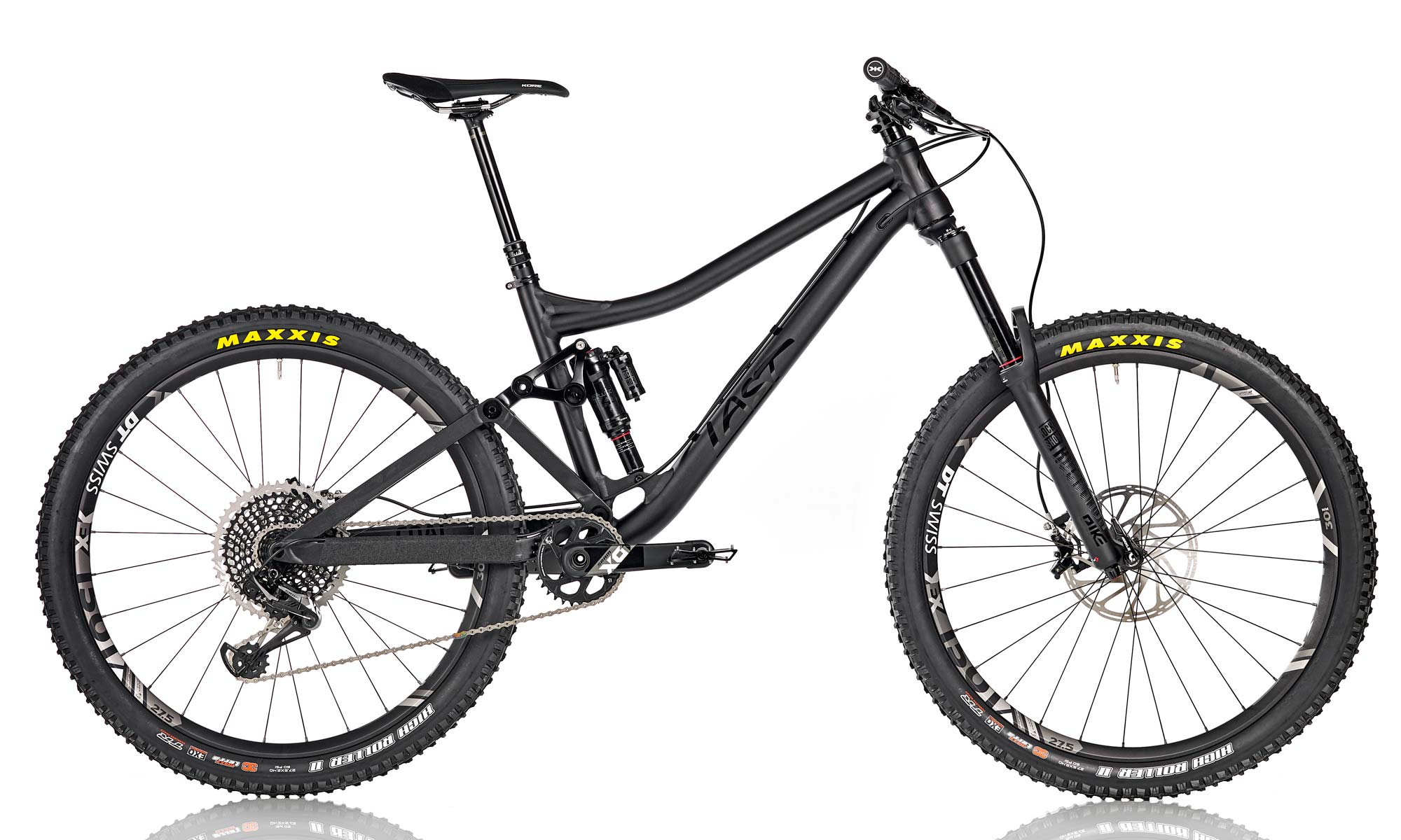 Cook up more aluminum enduro with new Last Coal mountain