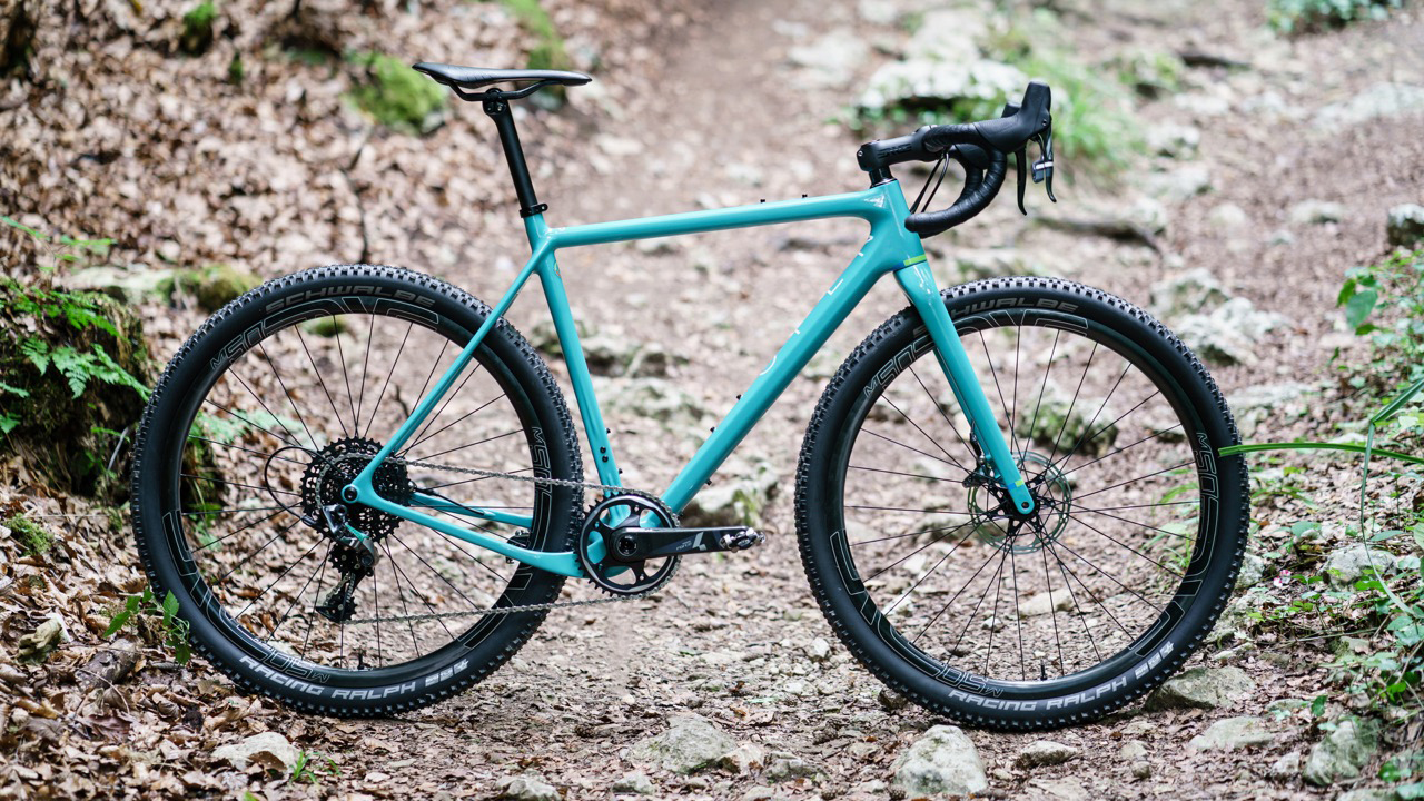 ce57763a3 OPEN and Yeti team up for Yeti-inspired Turquoise U.P. gravel bike ...