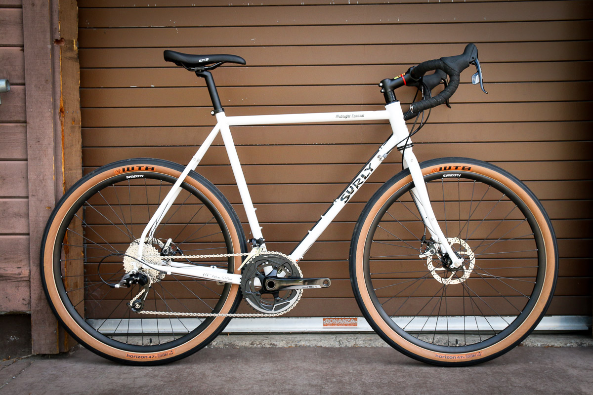 ef4db2129 Surly Midnight Special rides in on road plus and modern standards ...