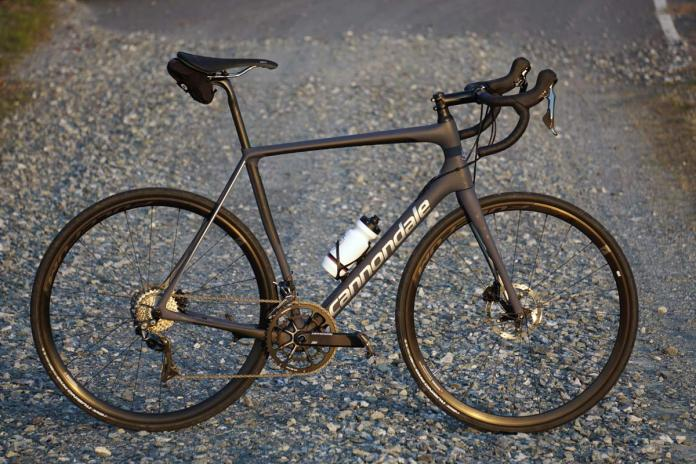 2018 Cannondale Synapse Carbon Disc brake endurance road bike is one of the best long distance and all around road bikes tested