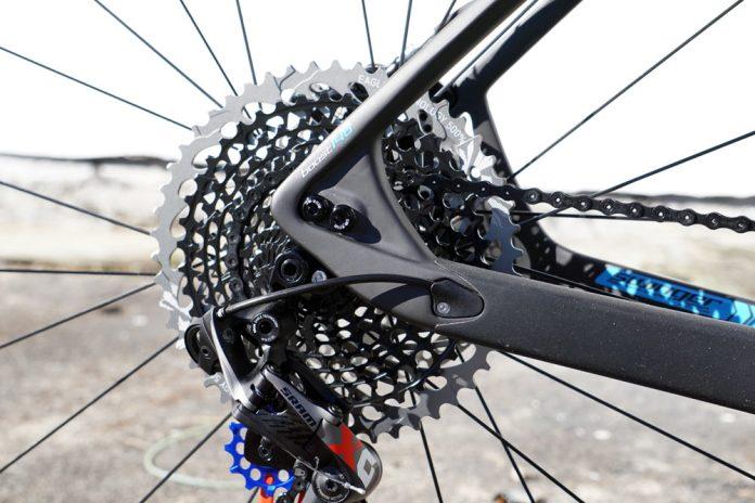 XC race bike build with SRAM XO1 Eagle DUB