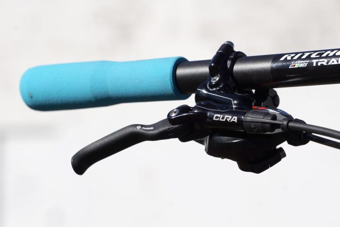 formula cura 2-piston mountain bike brakes review and actual weights