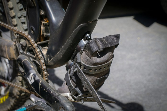 The Mule from iOmounts magnetically mounts almost anything to your bike