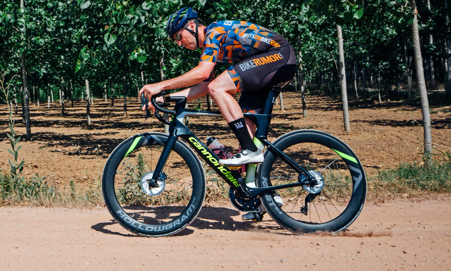 751a59523 First Ride Review  2019 Cannondale SystemSix