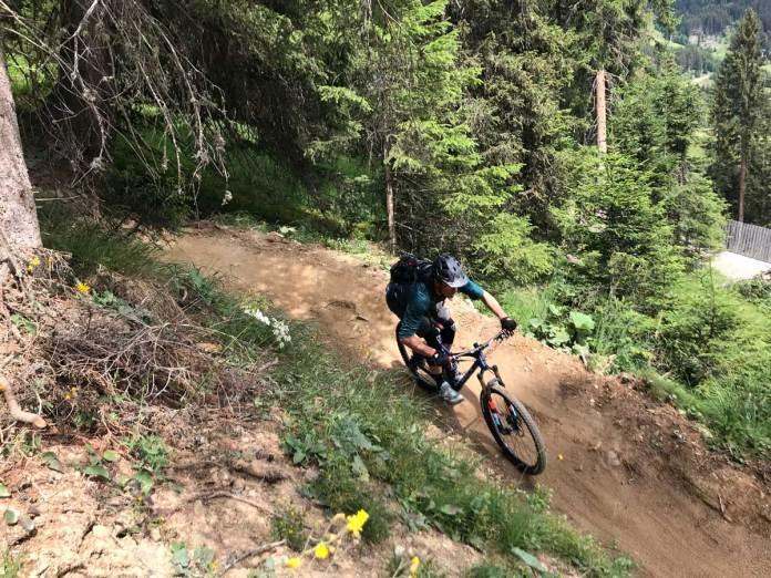 2019 BH Lynx 5 enduro trail mountain bike review and specs
