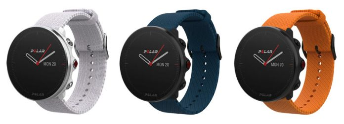 Polar Vantage M heart rate gps watch for cycling running swimming and crossfit training