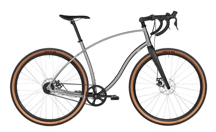 Budnitz Ø:G limited edition titanium gravel bike