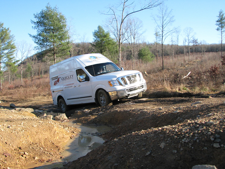 Vanlife What S A Quigley 4x4 Conversion Can I Add 4wd To My Van