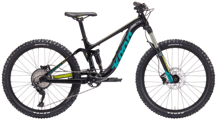 The all new Kona Process 24 - give your kid a proper Shreducation