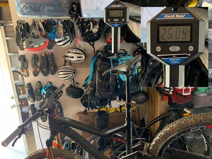 2018 Niner JET9 RDO trail mountain bike actual weight