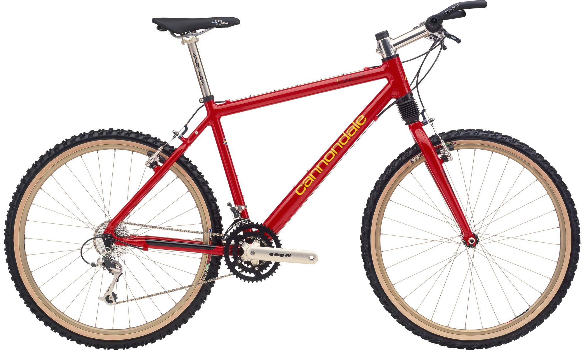 c9c763493 Limited edition Cannondale F-Si Throwback framesets call back early ...