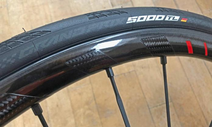 Continental GP 5000 TL all-around performance road tubeless tires, tubeless install, setup & first riding impressions