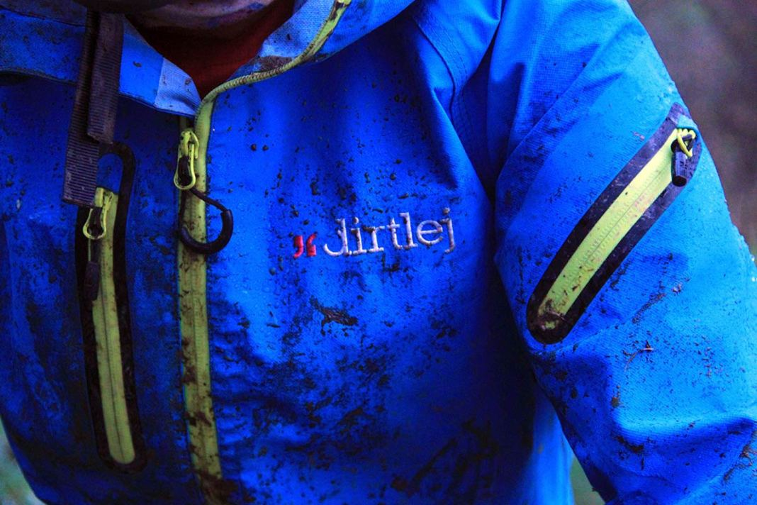 Dirtlej Core Edition Dirtsuit onesie mountain biking mud rain waterproof breathable durable one-piece ladies cut