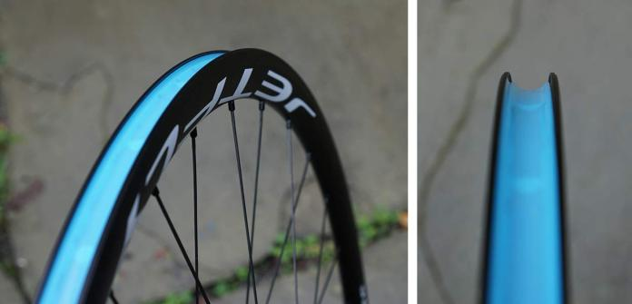 Novatec Jetfly Disc road bike wheels review and actual weights