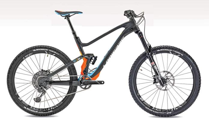 2019 Lapierre Zesty & Spicy: one frame for AM or enduro