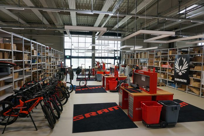sram schweinfurt marketing department
