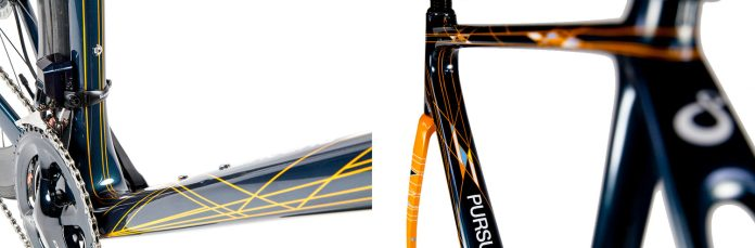 2019 Pursuit Cycles The Lead Out disc brake road bike tech features and details