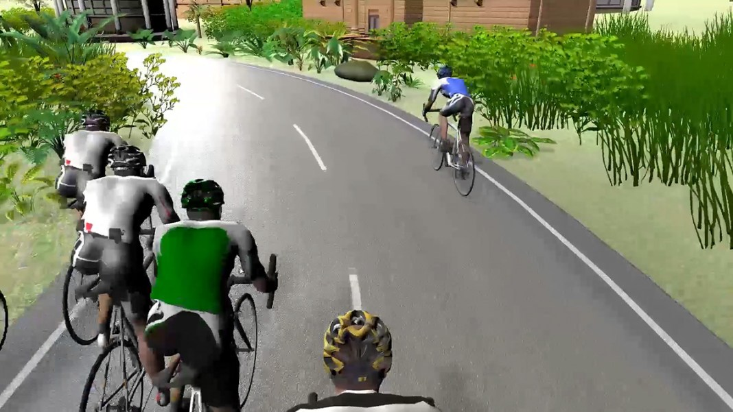 Cycligent Physical Esports CVRcade bicycle indoor training software