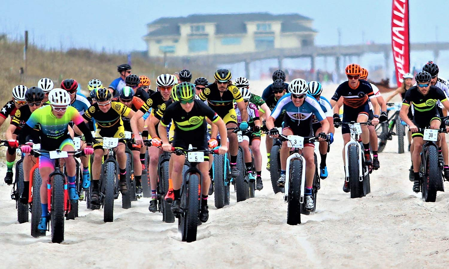 1cc9e570733 US Open Fat Bike Beach Champs growing this March – Already the largest fat  bike beach race on the East Coast, the US Open Fat Bike Beach Championship  is ...