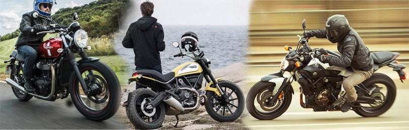 Vs Ducati Scrambler Icon Yamaha Fz 07