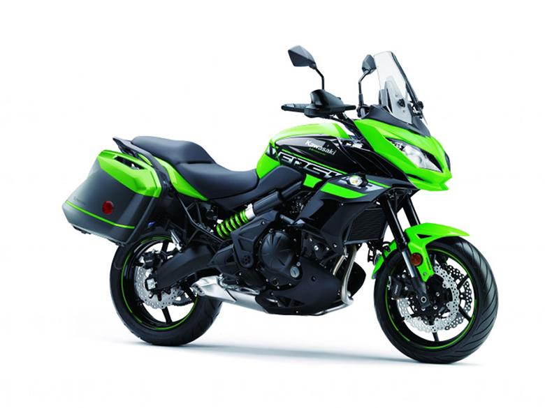 2018 Kawasaki Versys 650 ABS LT SE Adventure Motorcycle - Review
