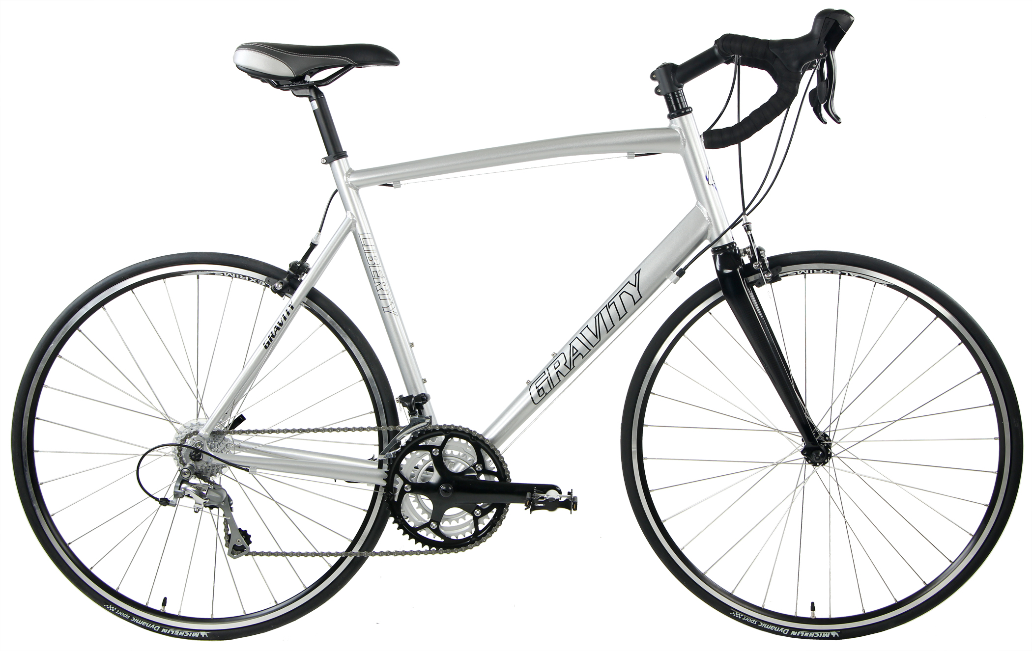 Gravity Liberty 3 Road Bike Review