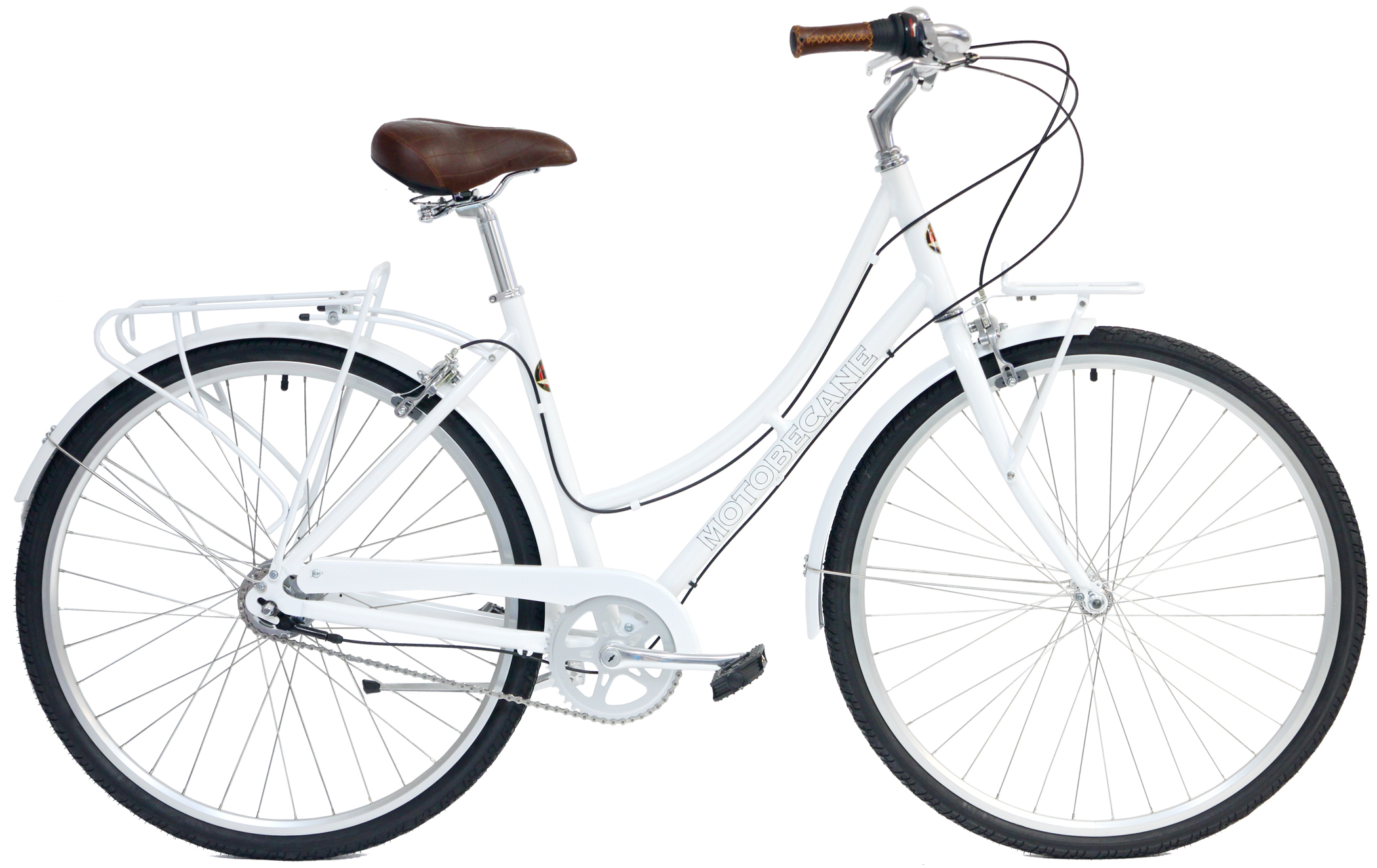 City Bikes Save up to 60% off new Motobecane Bistro 8V