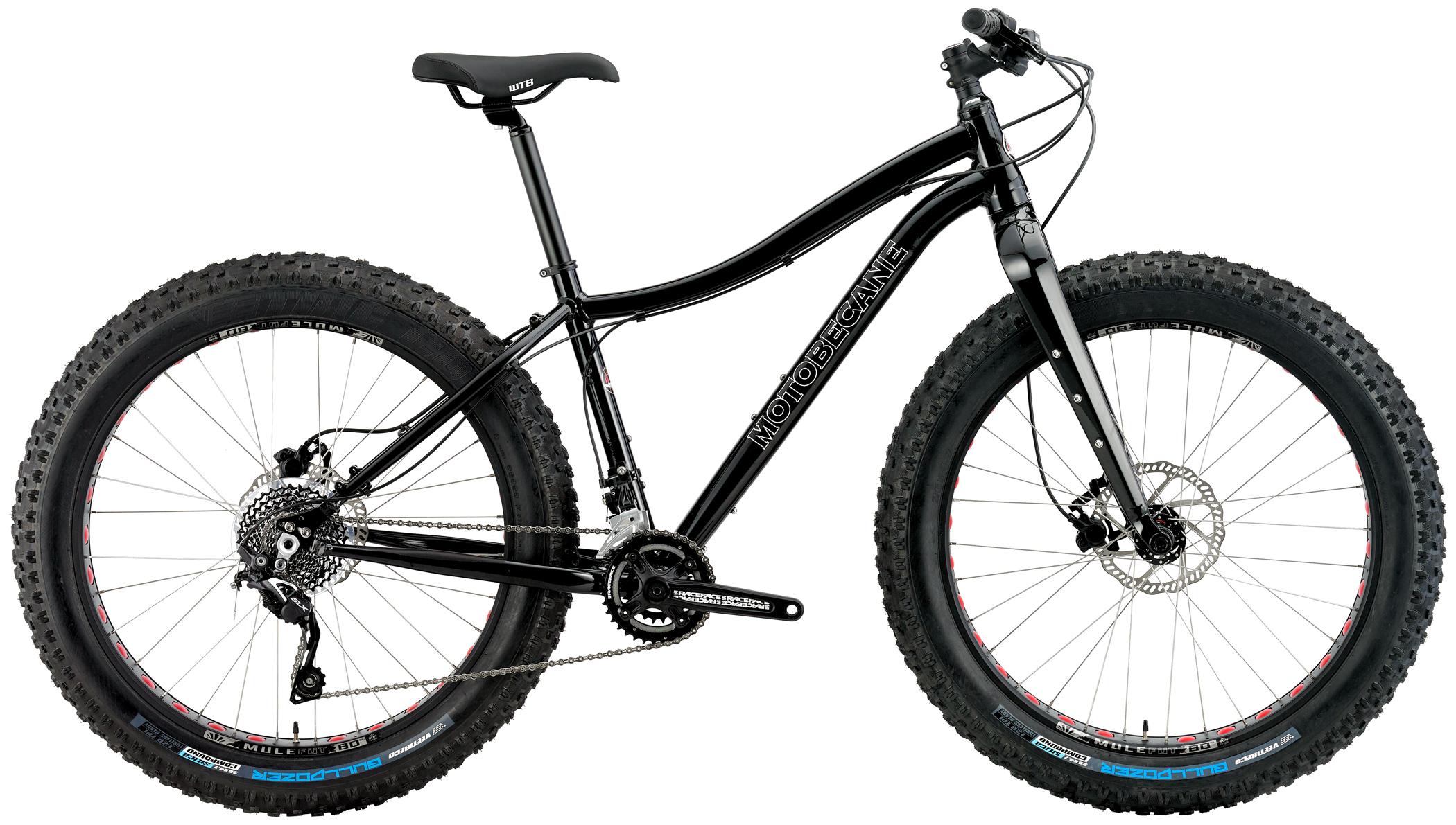 Motobecane Boris The Brut Complete Fat Bikes With