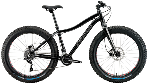 Motobecane 2018 Boris The Brut Complete Fat Bikes with